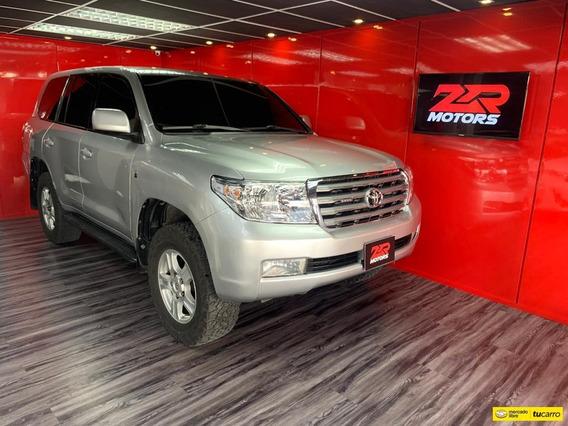 Toyota Land Cruiser Vx Blindada