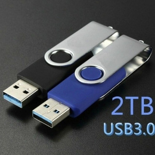 Flash Drives 2tb (2000gb) Pendrive Usb Stick