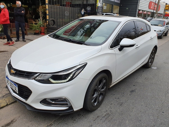 Chevrolet Cruze Ltz 1.4 T 5p