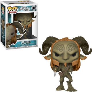 Funko Pop Pans Labyrinth Fauno 603