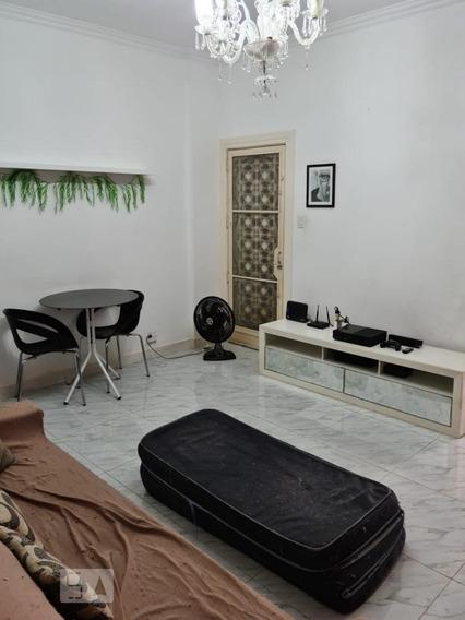 Apartamento Para Aluguel - Tijuca, 1 Quarto, 50 - 893120069