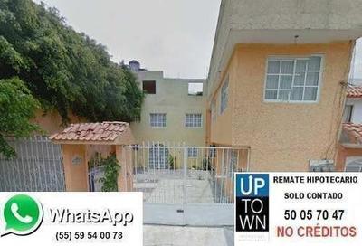 Casa En Azcapotzalc0, Df. (ac-5086)