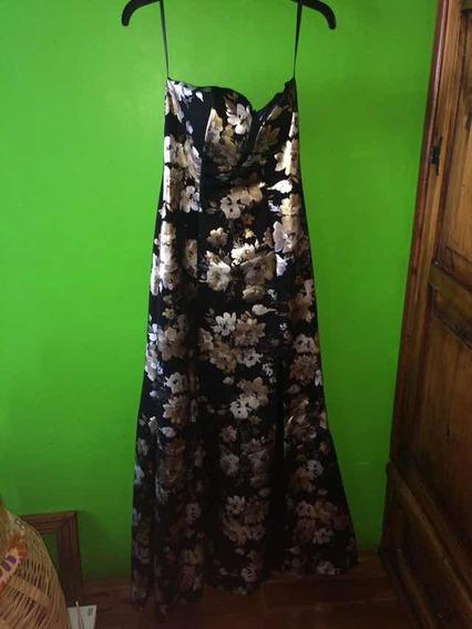 Vestido De Noche Liz MinelliTalla Ch 32
