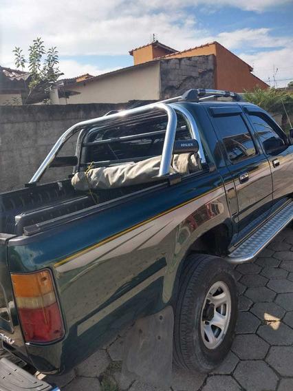 Toyota Hilux 3.0 Dx Cab. Dupla 4x2 4p 2002