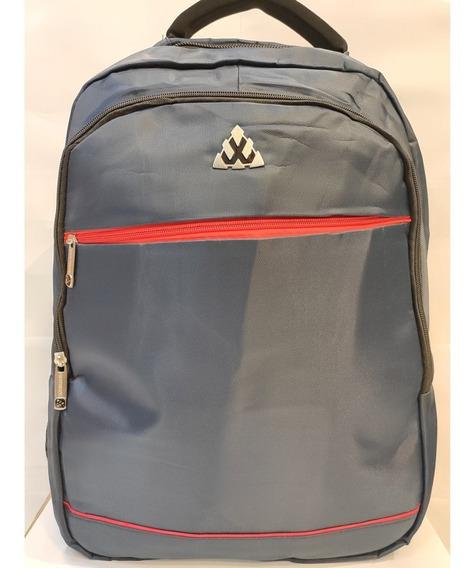 Kit 10 Mochila Masculina Casual Notebook - Nylon