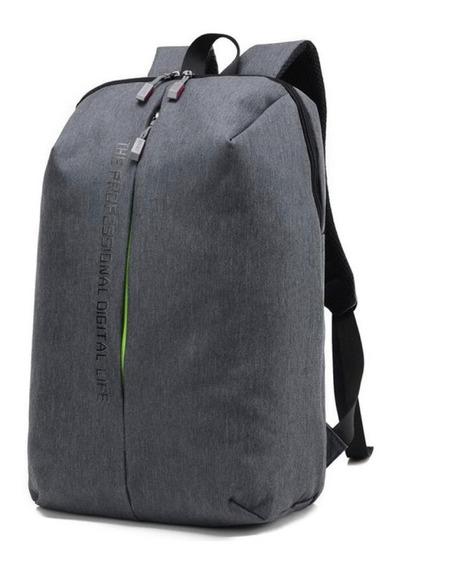 Mochila Notebook Impermeável Moderna Disponível 6 Cores 30l