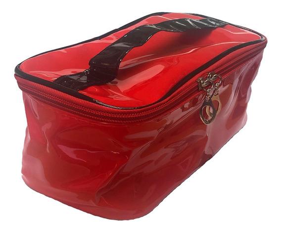Neceser Bolso Porta Cosmeticos Maquillaje Organizador Box