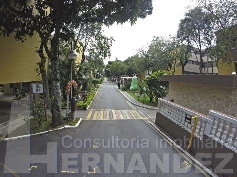 Apto. Parque Cecap Cond. Minas Gerais - Loc714023