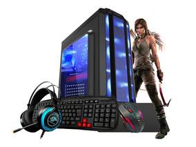 Pc Gamer Core I5 Max 3.40ghz 8gb Ssd240 Gtx1050ti Kit Gamer