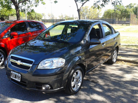 Chevrolet Aveo Lt At 2011 Impecable Charlable
