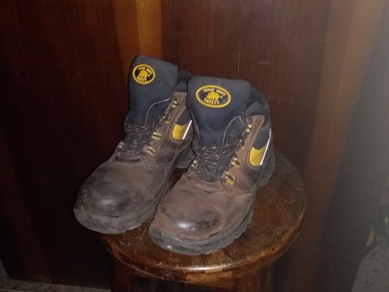 Botas De Seguridad Marca Safari Boots Talla 41 Unisex