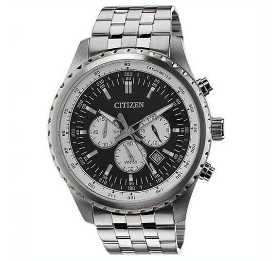 Relógio Citizen Masculino Prata An8060-57e/tz30811t