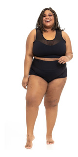 Hot Pant Plus Size Wonder Size By Ju Romano Emana® Plus