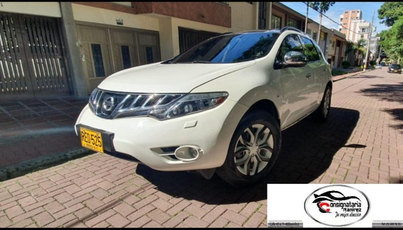 Nissan Murano Exclusive 2011 Tp 3.5cc Gasolina Aa Ab Abs 4x4