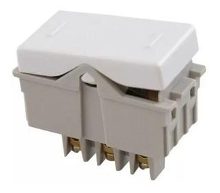 Kit 6 Modulo Interruptor Paralelo 10a Branco Tramontina