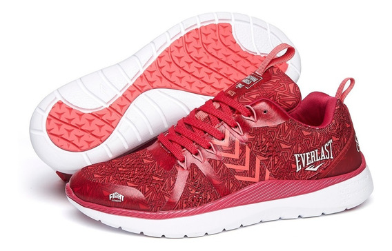 Zapatillas Fitness Haze Low Mujer - Everlast Oficial