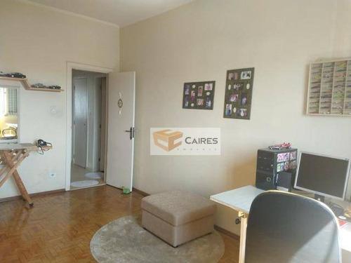 Apartamento Com 2 Dormitórios À Venda, 115 M² Por R$ 290.000,00 - Centro - Campinas/sp - Ap7901