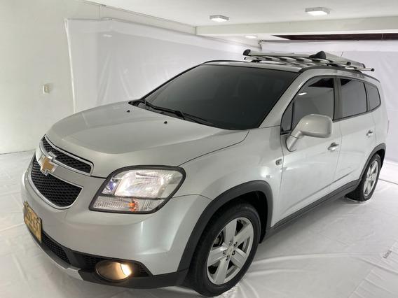Chevrolet Orlando 7 Pasajeros