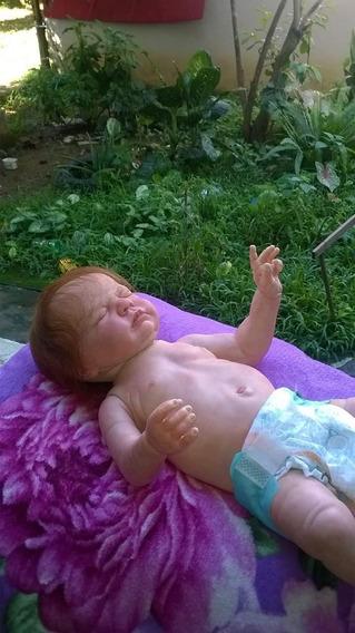 Bebe Rebom Silicone Menino