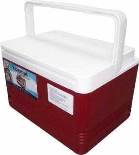 Caixa Térmica Cooler Igloo 8l 12 Latas Legend Vermelha
