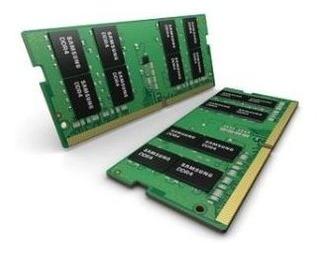Par De Memorias Ram Laptop Sodimm Samsung 4gb Pc3l 12800s 8gb Total