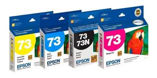 Cartucho Epson Original 73 C/u C79 3900 4900 5900 6900