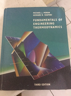 Fundamentals Of Engineering Thermodynamics Third Edition