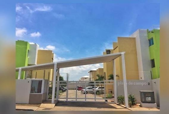 Townhouse En Venta Villa Plaza Campo Ii Maracaibo Api 29715