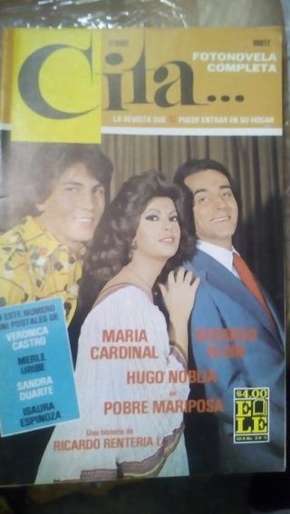 Maria Cardinal Y Gerardo Klein En Fotonovela Cita ...