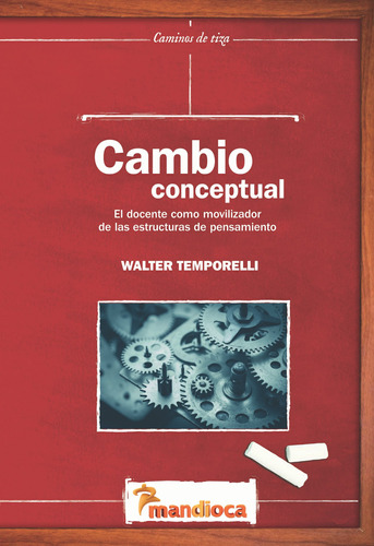 Cambio Conceptual - Editorial Mandioca