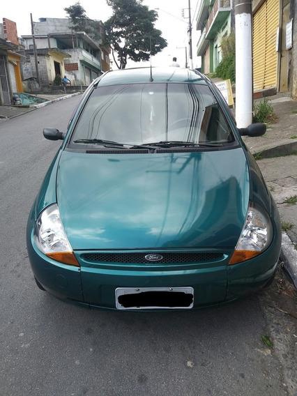 Ford Ka Gl Image 1.0 Ano/mod: 2000/2000