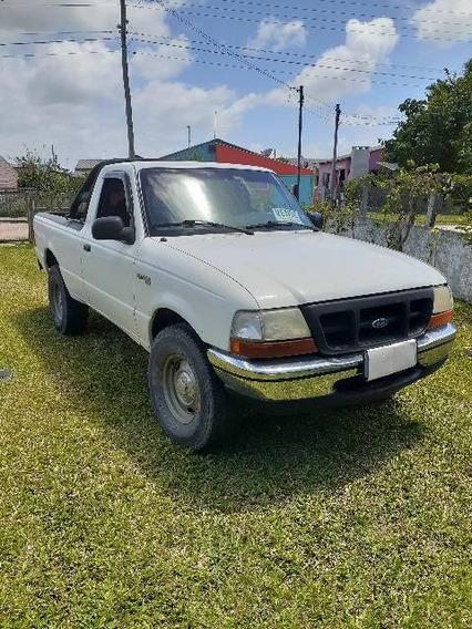 Ford Ranger 2.5 Xl Cab. Regular 4x2 2p Diesel 2001
