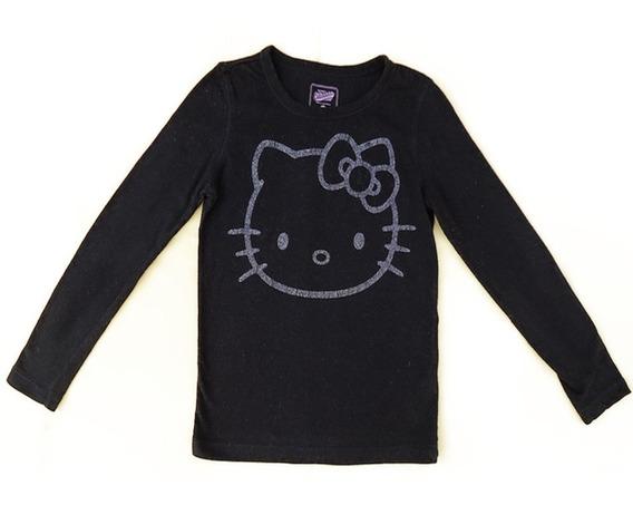 Polera Hello Kitty 4 Años