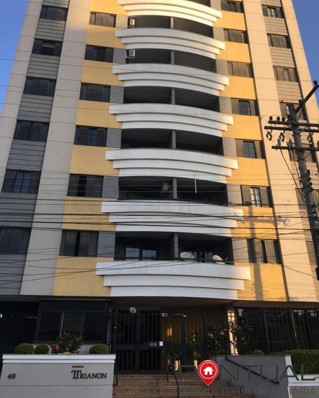 Apartamento Para Locação Em Marília No Edifício Trianon - Ap00247 - 34232758