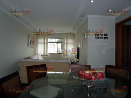 Apartamento No Ipiranga Com 2 Vagas  -  São Paulo - 1921