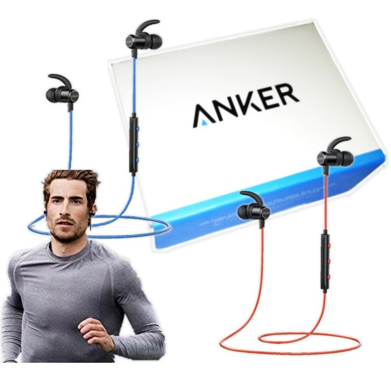 Audifono Anker Soundbuds Slim Deportivo Bluetooth 4.1 Ipx5