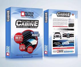 Filtro Polen Cabine Ar Condicionado Cruze/spin/onix/cobalt