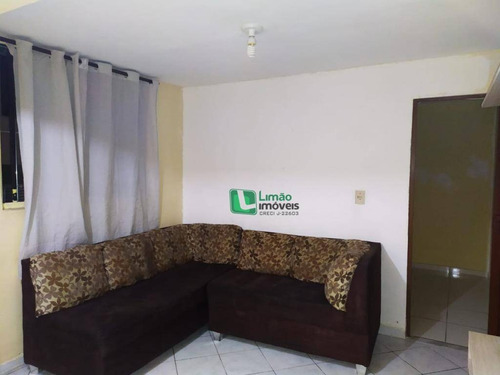 Imagem 1 de 6 de Apartamento Com 2 Dormitórios, 48 M² - Venda Por R$ 210.000,00 Ou Aluguel Por R$ 1.200,00/mês - Jardim Antártica - São Paulo/sp - Ap1312