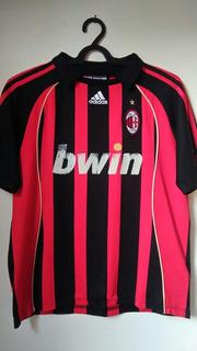Camisa Infantil Milan Da Itália - adidas 2007