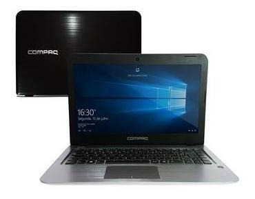Notebook Compaq Dual Core 4gb 500gb Tela 14 Windows 10 Presario Cq15