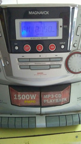 Minisistem Radio Som Magnavox