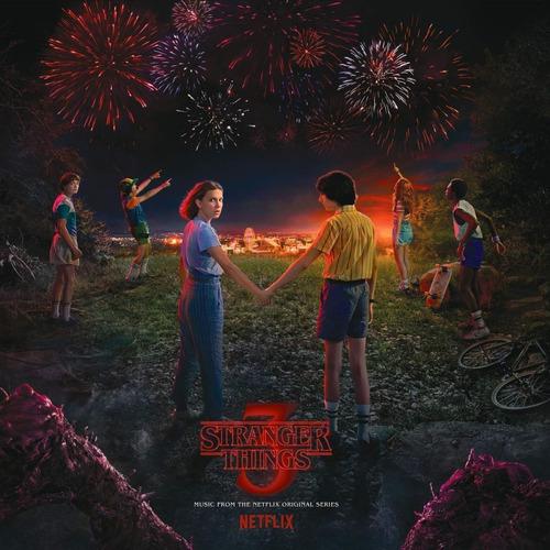 Stranger Things 3 Soundtrack Vinilo Doble + 7  Nuevo Import
