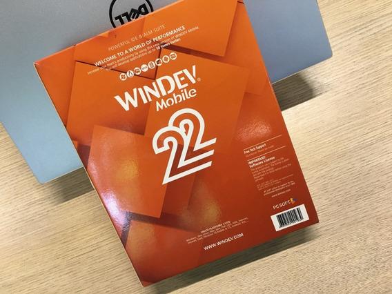 Windev Mobile 22 / 23 Original