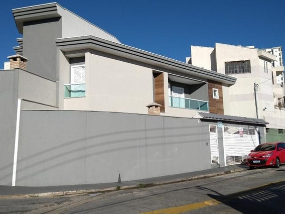 Excelente Sobrado 3 Dorms 1 Suite Vila Matide Metro