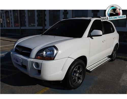 Imagem 1 de 10 de Hyundai Tucson 2.0 Mpfi Gls 16v 143cv 2wd Flex 4p Automático