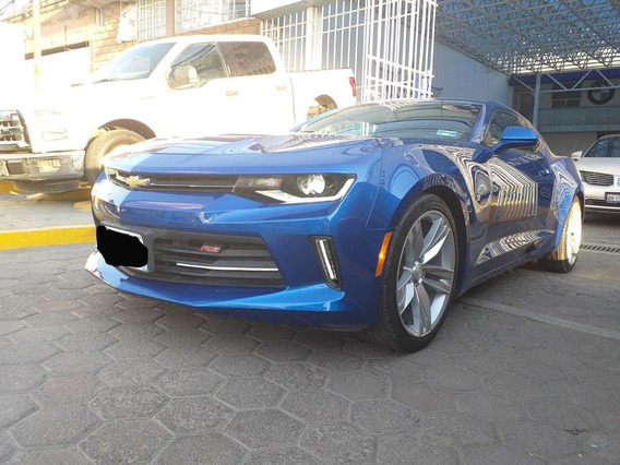 Chevrolet Camaro 3.7 Rs V6 At 2017