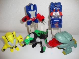 Transformers Mc Donald