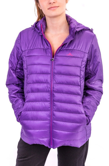 Campera Mujer Abyss Con Aislante Termico Inflable