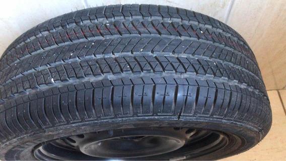 Pneu Bridgestone Perfil 205-55/16 Zero Usado Uma Vez Step