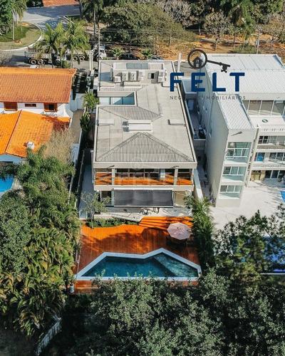 Imagem 1 de 15 de Casa Em Condominio - Alphaville Residencial Dois - Ref: 2143 - V-2143